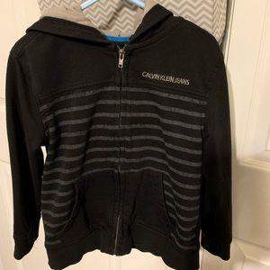 Calvin Klein Boys hoodie